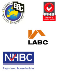 Images of Building Association logos
